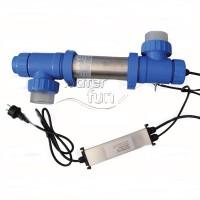 UV CİHAZI BLUE LAGOON UV-C TECH 15.000/16W 230V 50 Hz