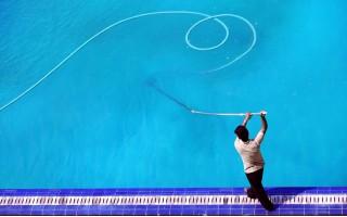 Sezonluk Havuz Bakımı