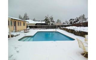 Açık Havuzlar İçin Kış Bakımı